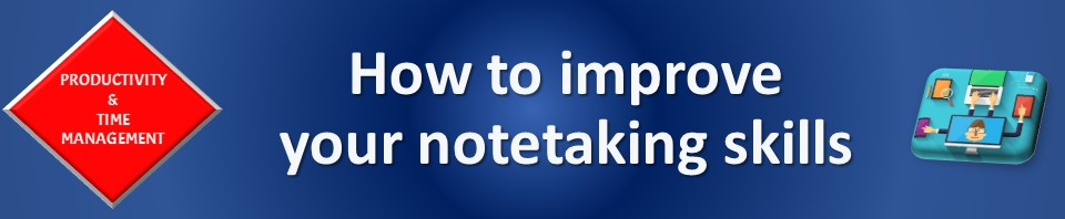 How to improve your notetaking skills Electronic Shorthand ForAuthors