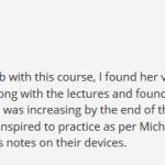 Review of 'Electronic Shorthand' by Michelle Campbell-Scott