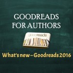 Goodreads for Authors Update
